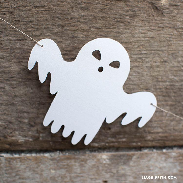 Garland for Halloween Decoration Ideas Garlands, Decoration and - simple halloween decorations to make