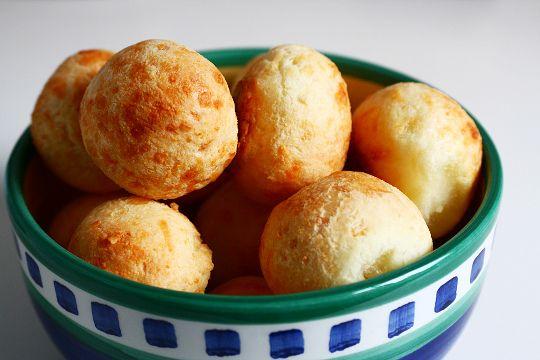 Craving Pao De Queijo Cheese Bread Food Brazilian Cheese Bread