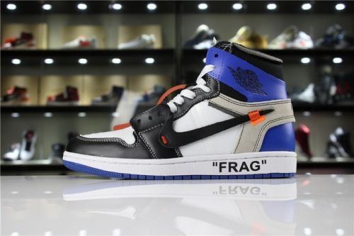 outlet store a9f45 ee5f2 How To Buy Virgil Abloh x Off-White x Air Jordan 1 Fragment ...