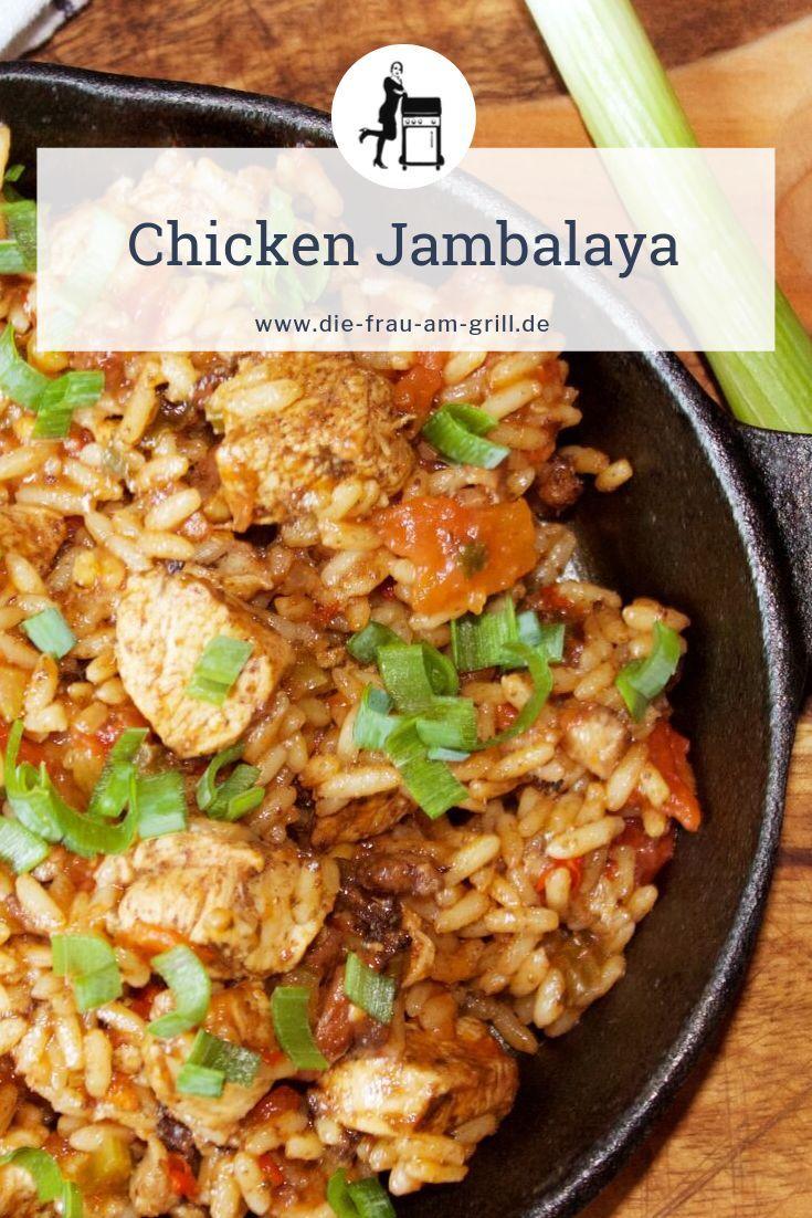 Chicken Jambalaya Rezept