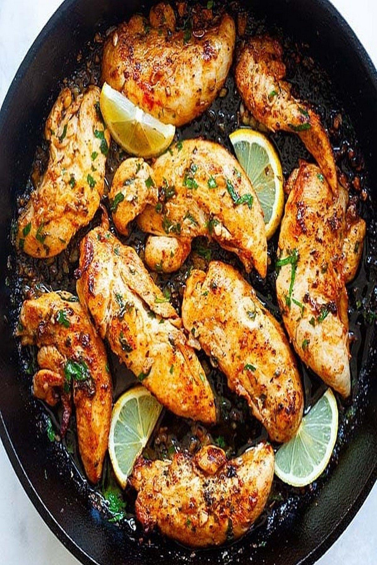 20 Unique Fried Chicken Recipe Recipes In 2020 Chicken Tender Recipes Garlic Butter Chicken Chicken Tenderloin Recipes