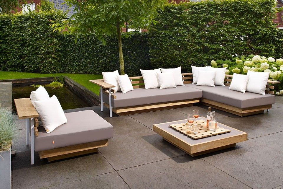 Tuinmeubelen - Outdoor Furniture - Garden +++ London Lounge by - garten lounge mobel