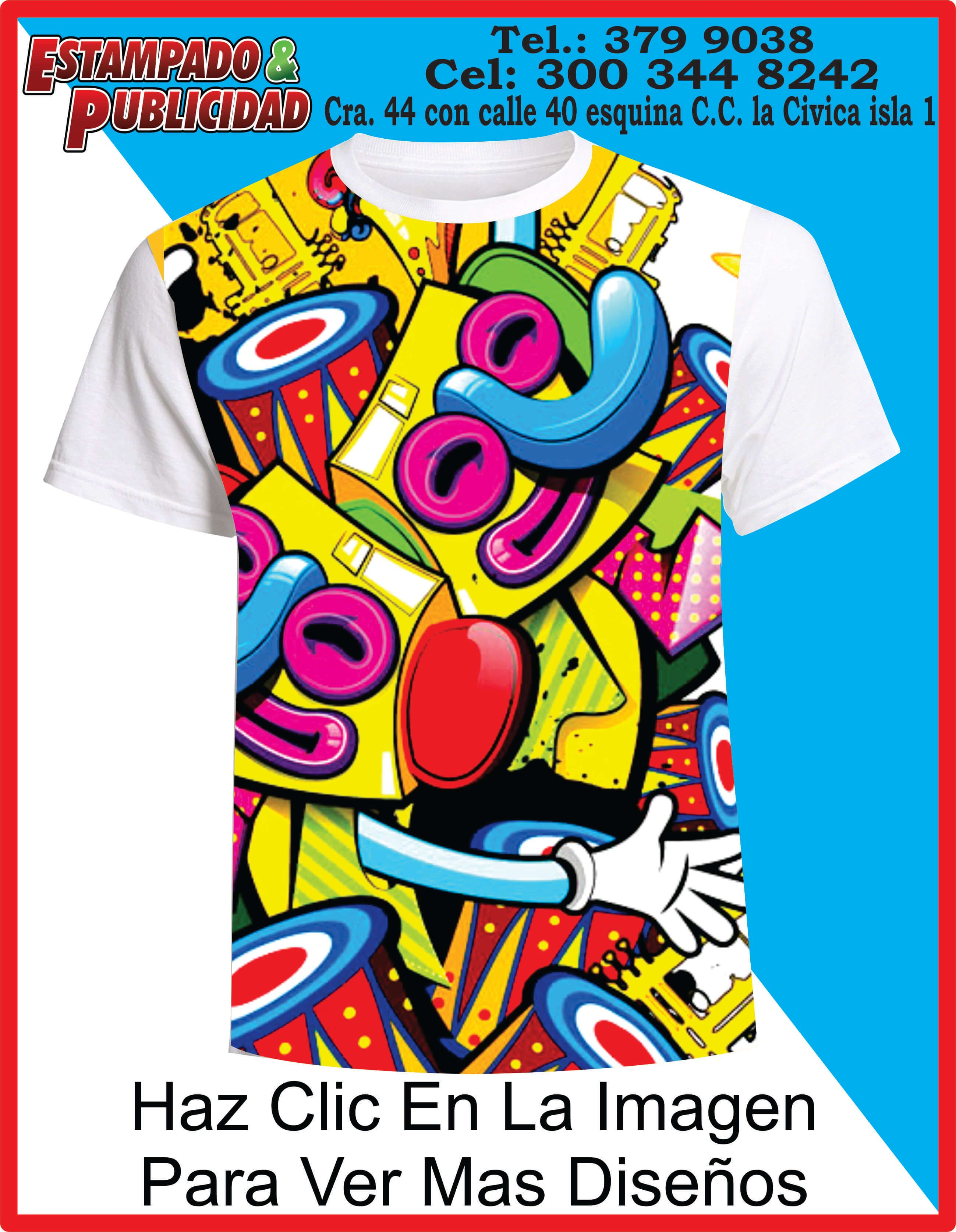 Camisetas-de-carnaval - Estampado y Publicidad  57afac9a1079b