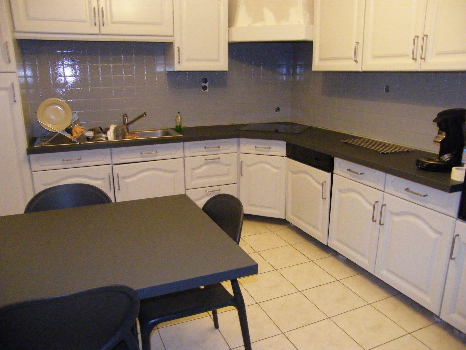 Beau antique blanc armoires de cuisine peindre la couleur kdj5 appareils de cuisineappareils for Peindre la cuisine