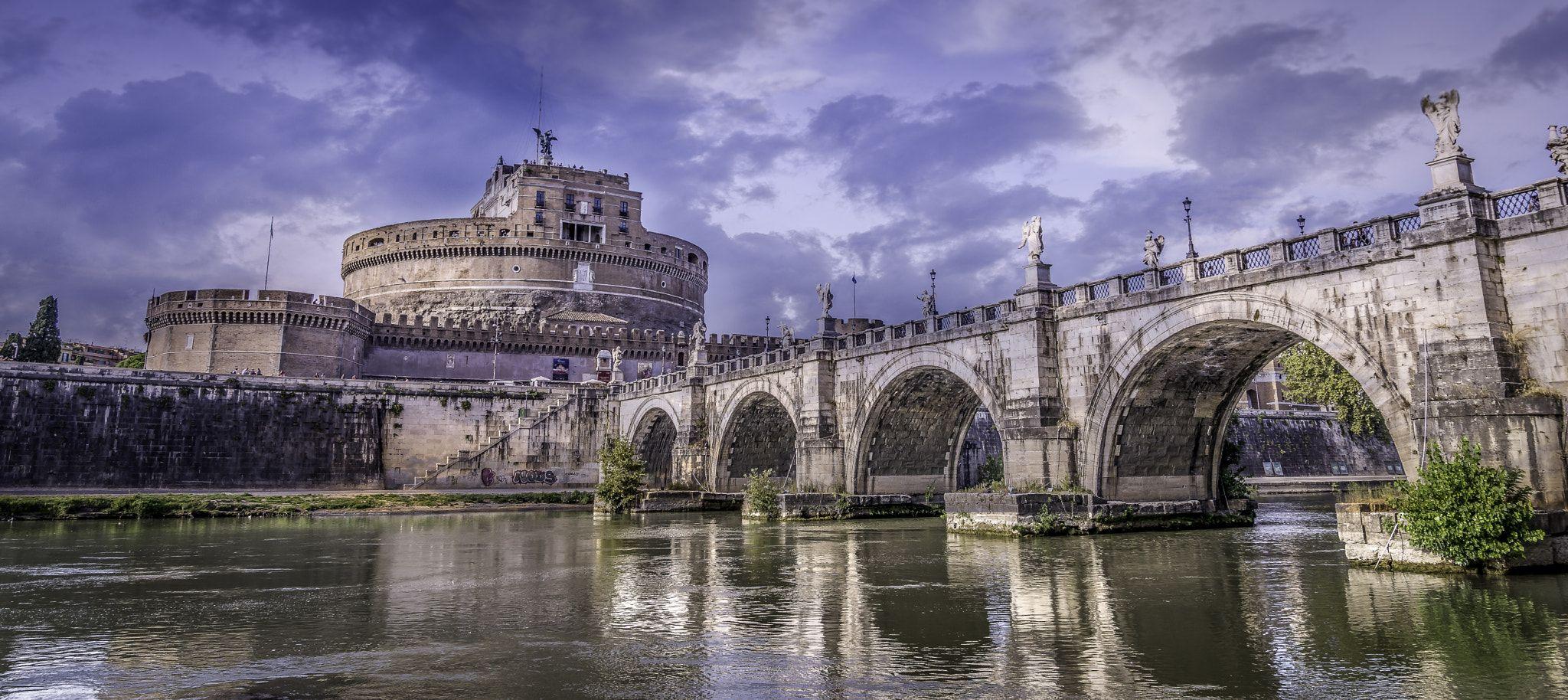 Castel Sant'Angelo St. Angel's Castle, Rome.