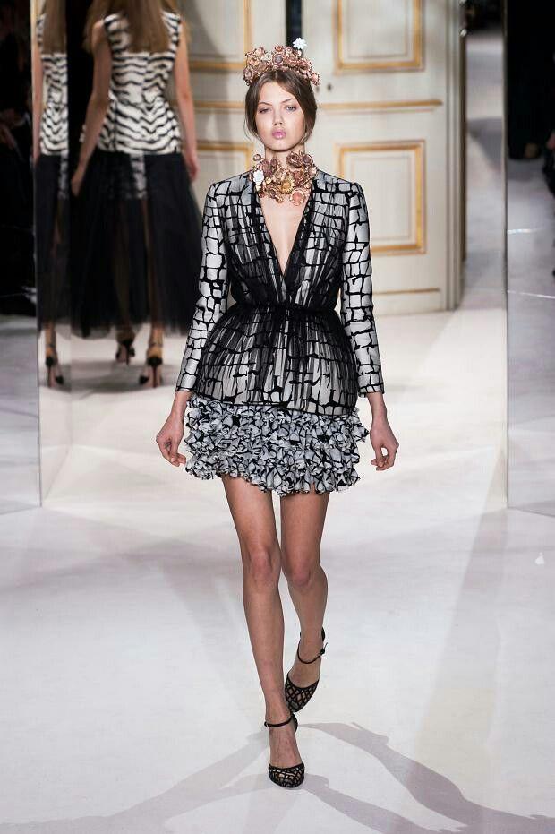 #MACxNastygal #fashion #couture #texture