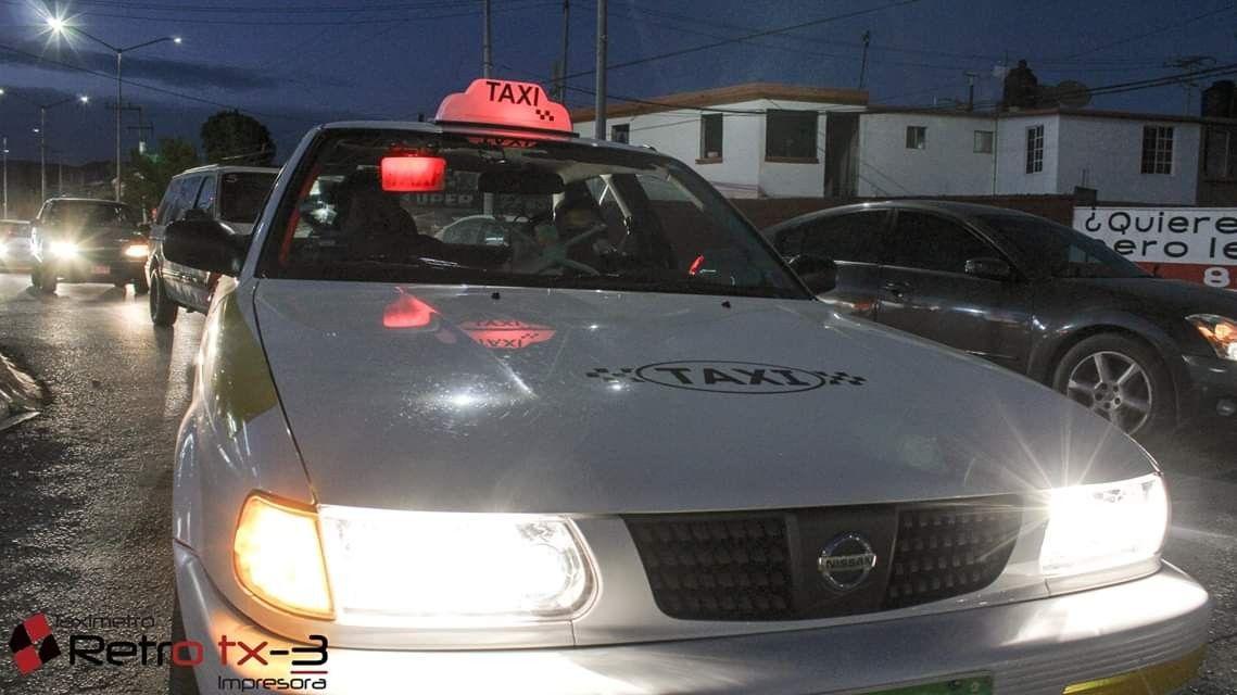 Taxi con Taxímetro RetroTX3 Publicidad retro, Retro y