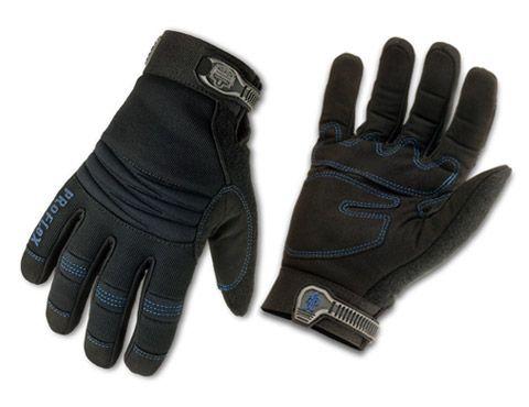 Ergodyne Proflex 817 Thermal Utility Gloves Cold Weather Gloves Best Winter Gloves Work Gloves