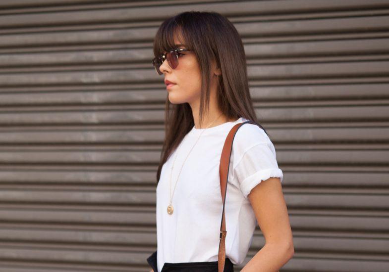 Camiseta Branca Modos de Usar