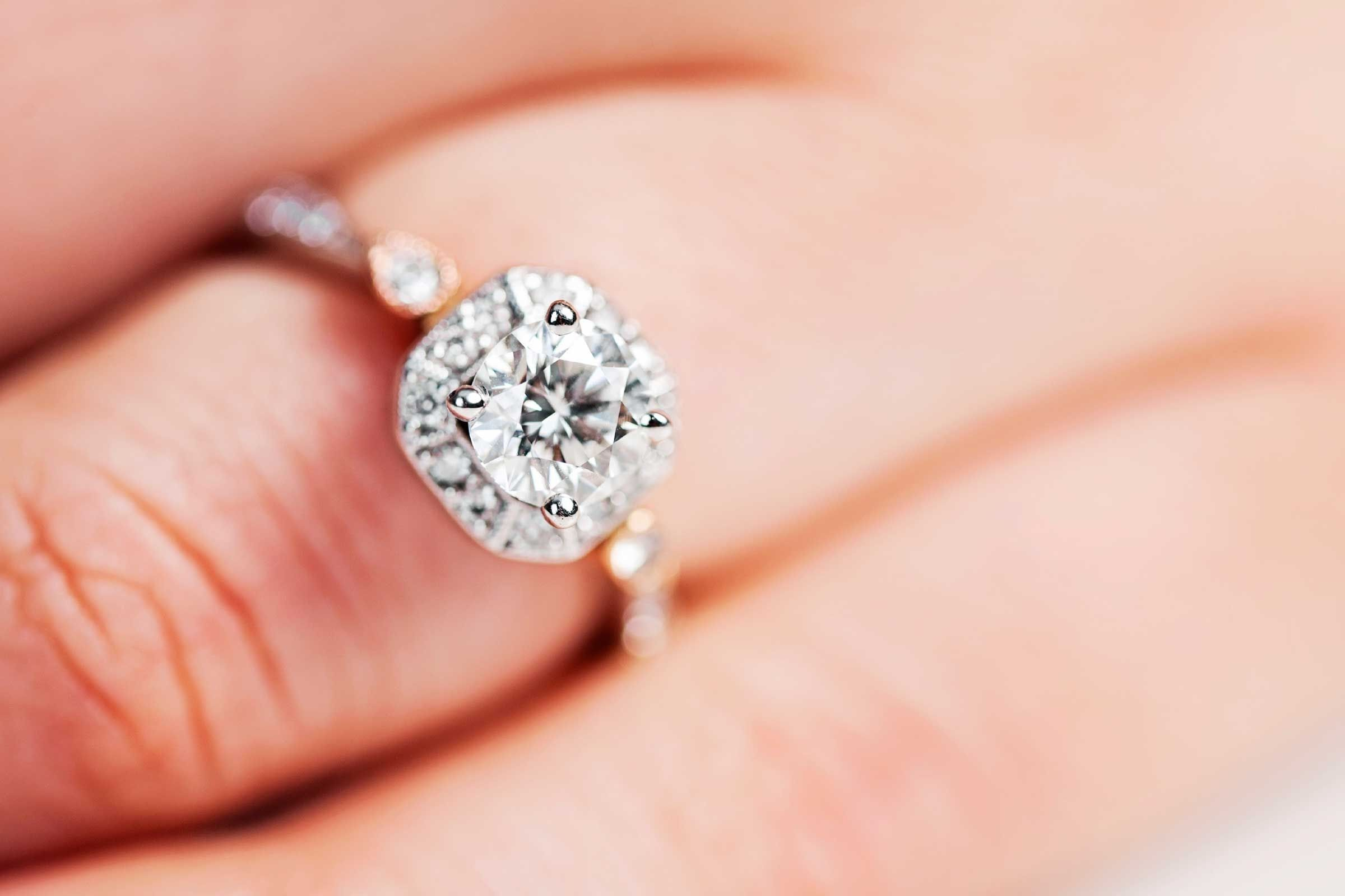 Cleaning Diamond Ring With Ammonia | Ring | Pinterest | Cleaning ...