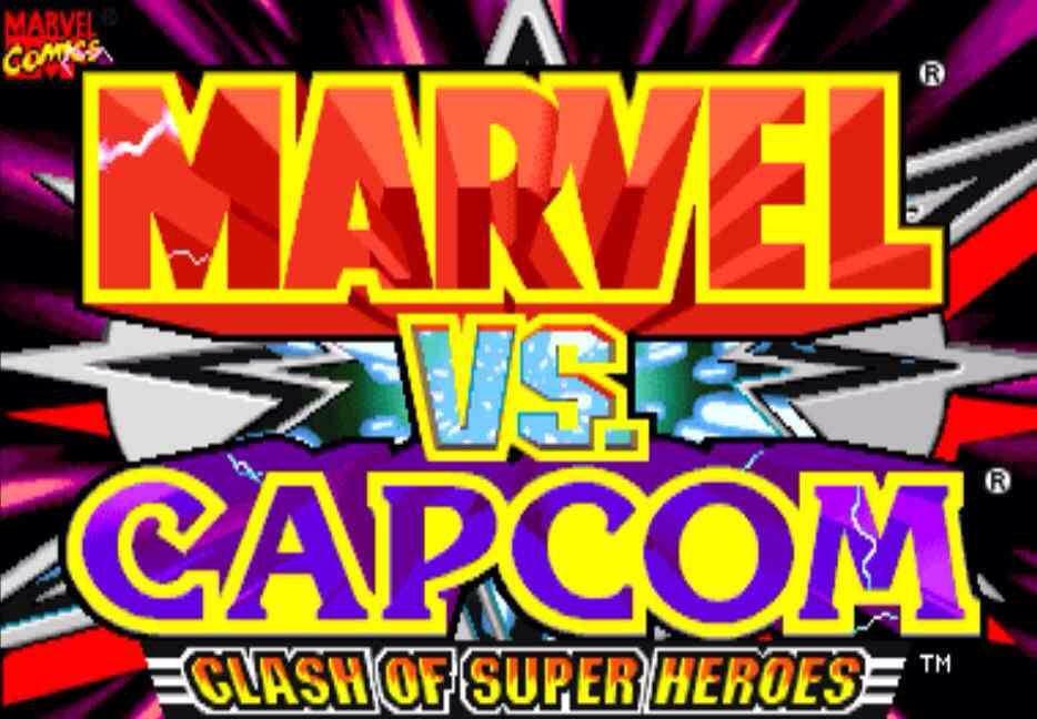 Among my favorite series. - Marvel vs, Marvel vs capcom, Capcom - 웹