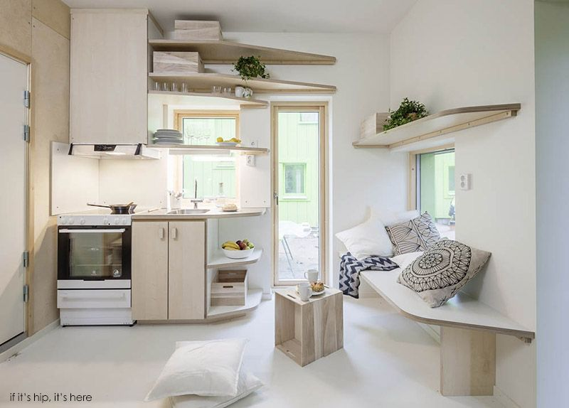 7 Student Housing Ideas Student House Student Micro Apartment