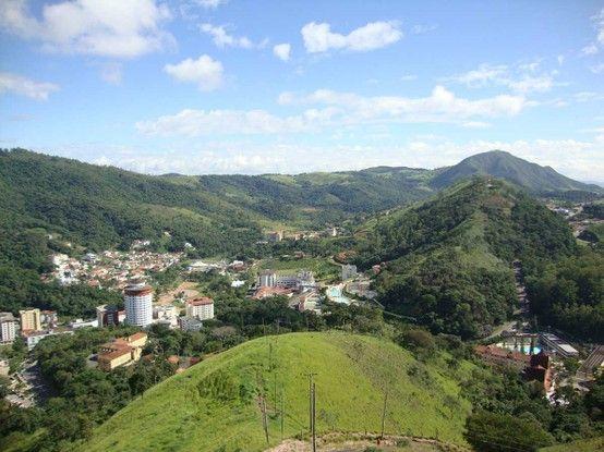 Vista Do Morro Do Cruzeiro Aguas De Lindoia Sp Viagens Cruzeiro