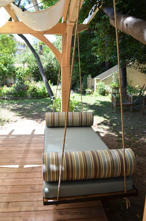 Trouver du mobilier jardin original et unique / idées déco   Jardins ...