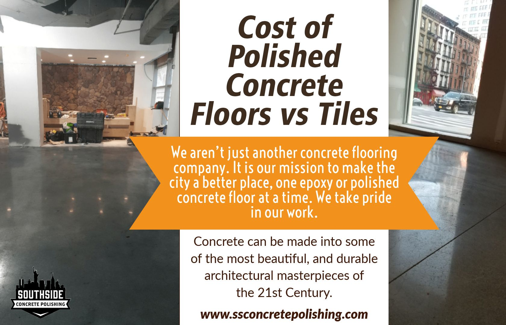 Cost Of Polished Concrete Floors Vs