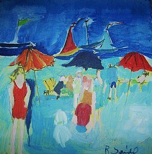 Richard Seidel - Saturday At The Beach