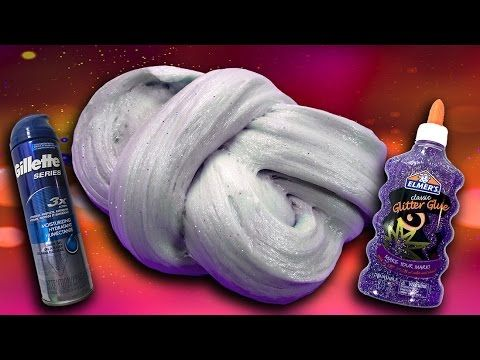 yt how to make clear slime