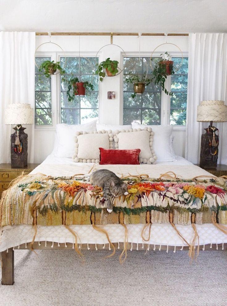 Eclectic Boho Bedroom Dream Rooms
