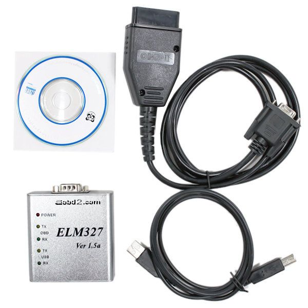obd ii software elm327 usb