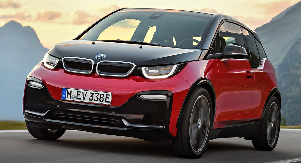 2018 Bmw I3s Debuts With Upgraded Motor Sportier Styling Bmw I3