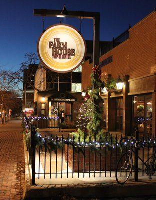 The Farmhouse Tap Grill Burlington Vt Places I Love