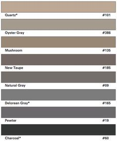 grout colors polyblend - Google Search new taupe-powder room