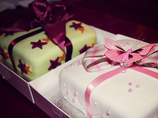 Os bolos de Fiona Cairns