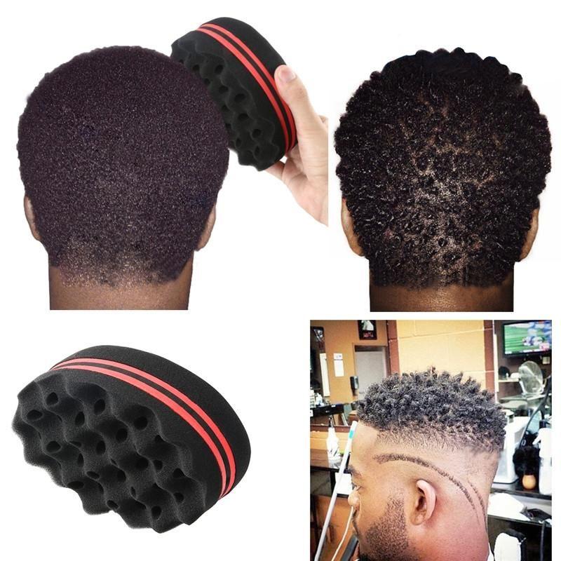 Hair Care & Styling New Fashion Hair Braid Twist Sponge Fir Afro Dreadlocks Curl Brush Sponge Hair Braiders Tool