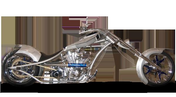 Orange County Choppers - #OCC - Air Force Bike