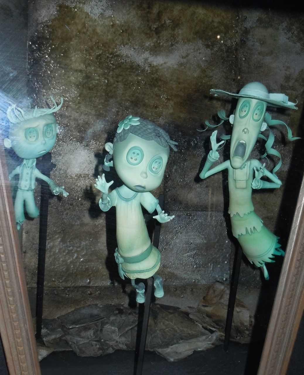 Coraline Stop Motion Ghost Children Puppets Stop Motion Coraline Animation