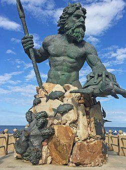 Neptune Statue Virginia Beach