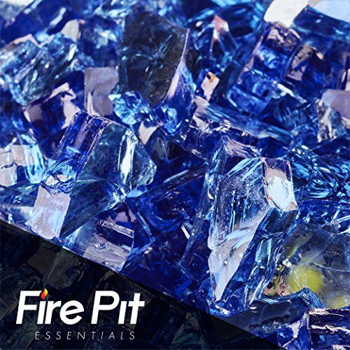 Fireglass 10 Pound Reflective Fire Glass With Fireplace G Https Www Amazon Com Dp B00lttul64 Ref Cm Sw R Pi Fire Glass Glass Fire Pit Fire Pit Glass Rocks