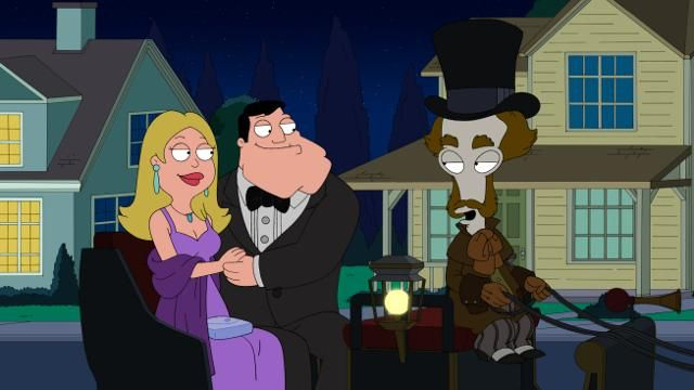 Victorian Roger Smith. Epic.