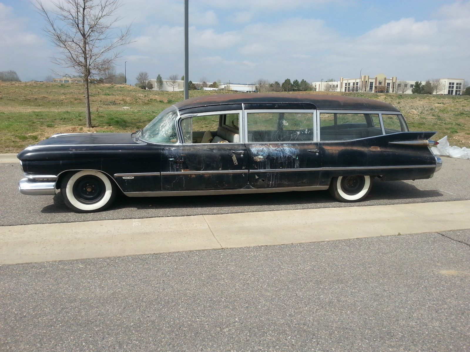1959 cadillac miller meteor hearses for sale pinterest 1959 cadillac miller meteor bikes for sale station wagon custom bikes cars and izmirmasajfo