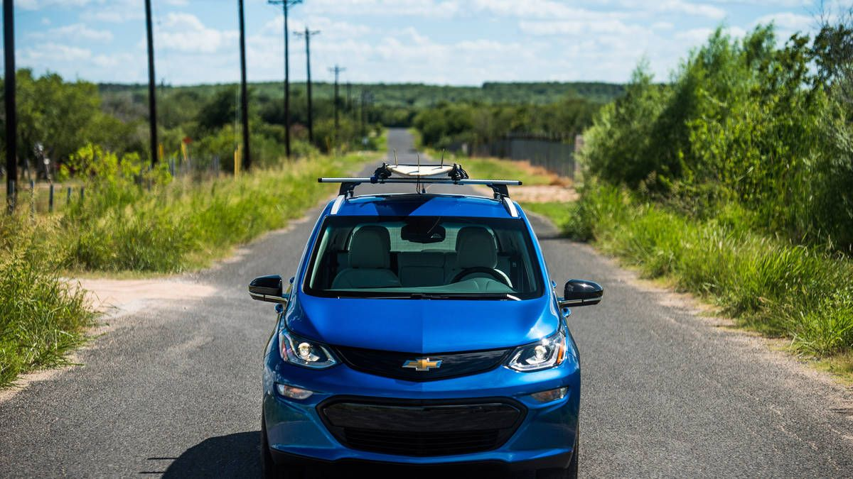 2017 Chevrolet Bolt Ev Review Is It The Best Electric Car On Sale