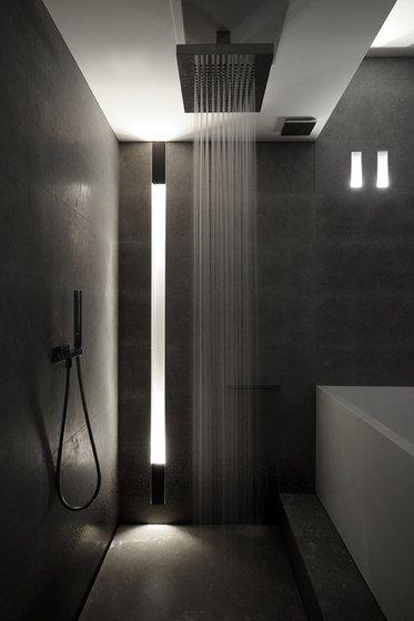 modern shower head recessed bathroom lighting wall general lighting recessed wall lights dolma 80 kreon kreon