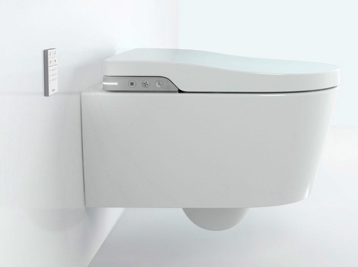 Roca A803060001 In Wash Smart Toilet Suspendido Rimless Con