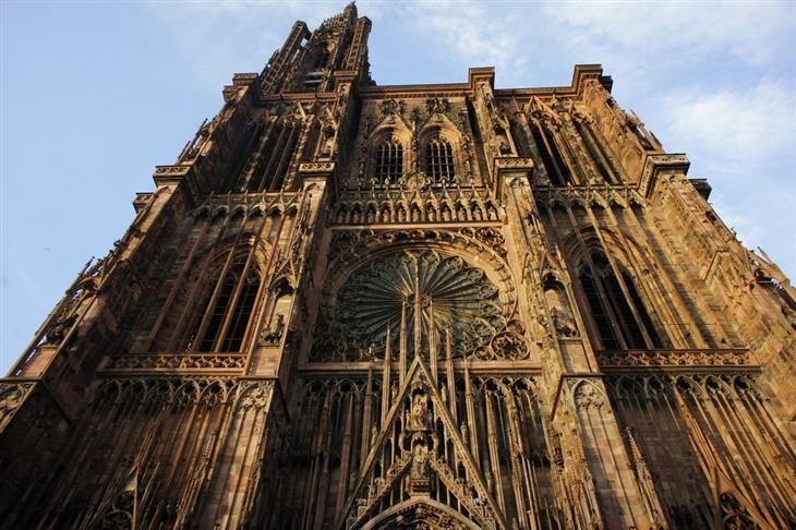 12 Magníficas Iglesias Francesas | Diseño y Fotografía - Todo-Mail