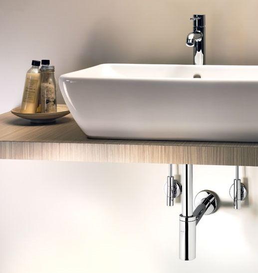 Viega Eleganta Sifon Voor Waskommen Op Plank Nieuws Startpagina Voor Badkamer Ideeen Badkamer Waskom Badkamerideeen