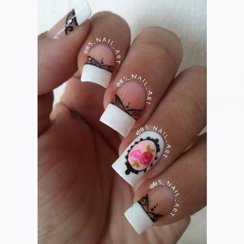 "Just Some Things I Like — Besitos de la suerte nail art on Instagram: ""Para..."
