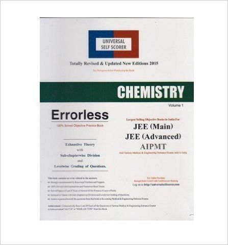 Chemistry errorless 100 solved objective practice book set vol1 chemistry errorless 100 solved objective practice book set vol1 2 best selling products fandeluxe Image collections