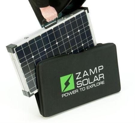 Zamp Solar Usp1002 140w Portable Solar Charging System Solar Kit Solar Charger Portable Solar Charging