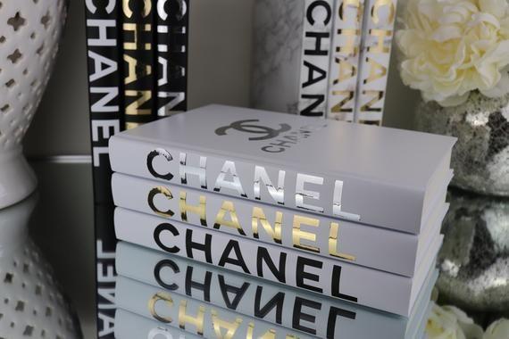 1 book Fashion DESIGNER INSPIRED Marble White Black BLANK ...
