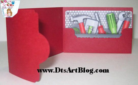 Dtsart Blog Take Out Tuesday Holiday Gift Card Holder Svg Download