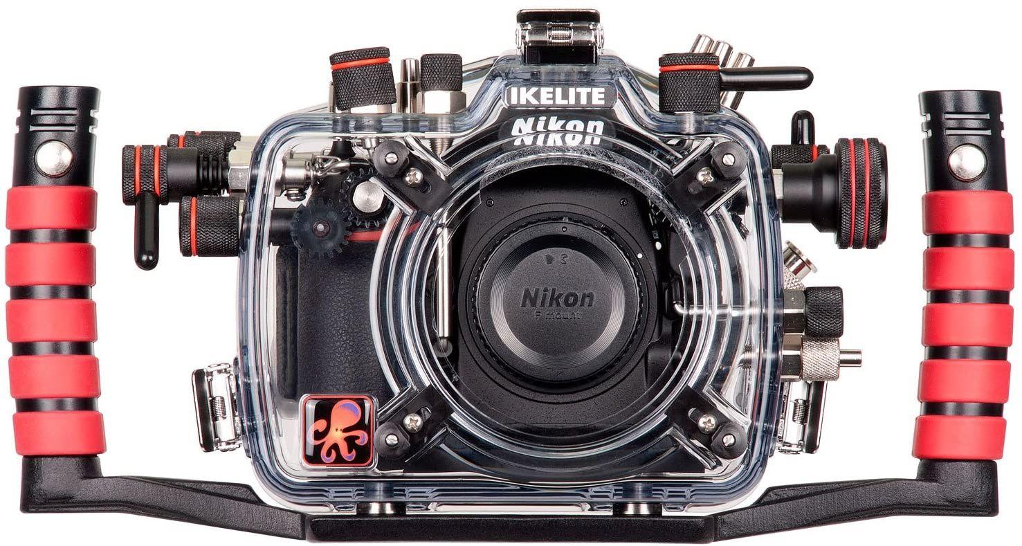 Ikelite 6812 81 Underwater Camera Housing For Nikon D810 In 2021 Best Underwater Camera Underwater Camera Housing Underwater Camera
