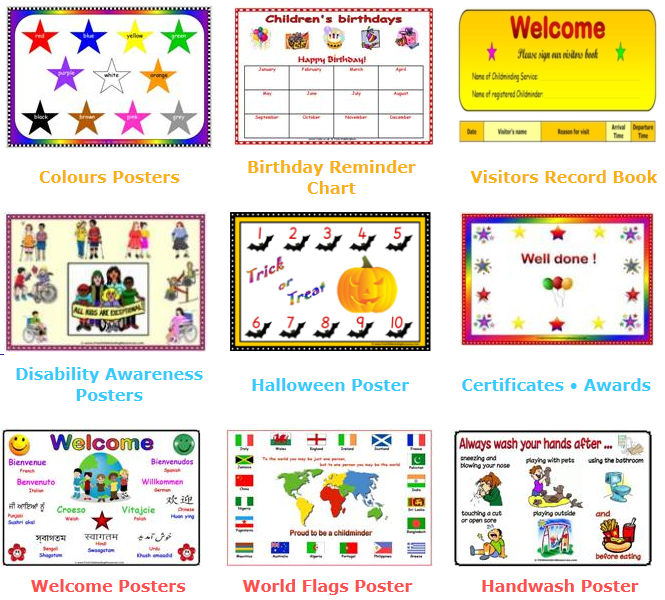 free childminding resources free childminding resources for childminders
