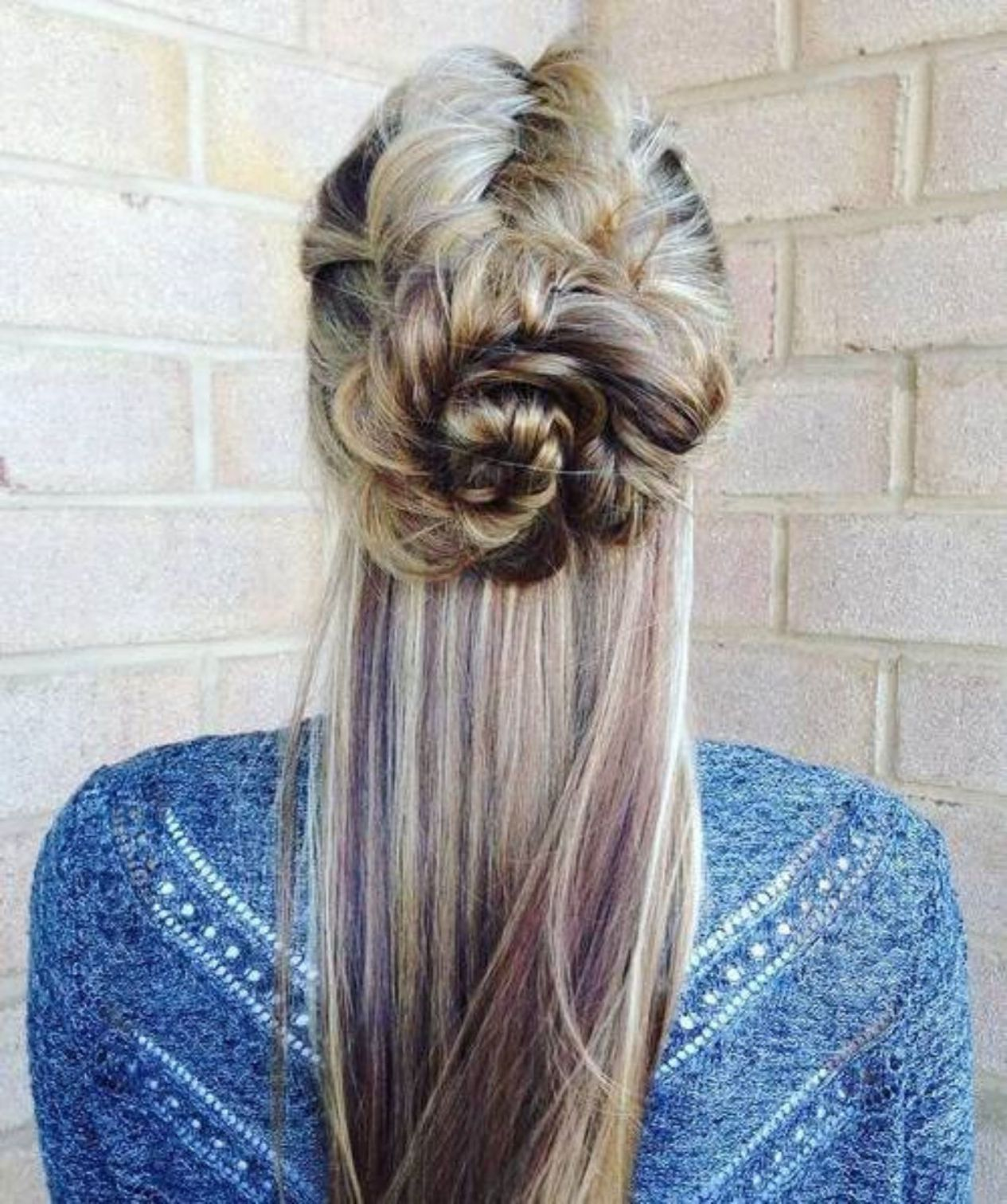 50 half updos for your perfect everyday and party looks | my