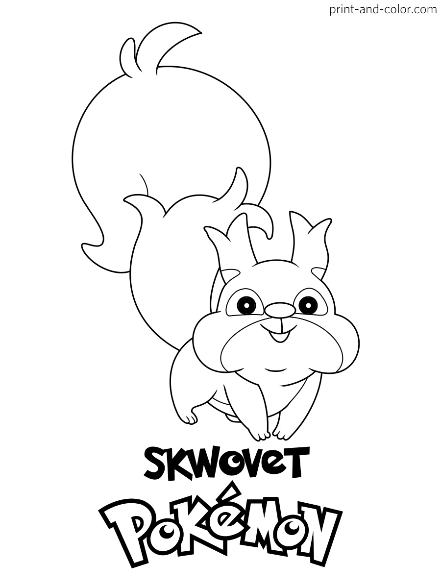 Pokemon Sword And Shield In 2020 Coloring Pages Pokemon Coloring Pages Pokemon