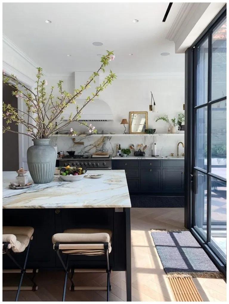 70 Inspiring Kitchen Design Ideas From Pinterest Educabit Kitchen Inspiration Design Kitchen Style Interior Design Kitchen