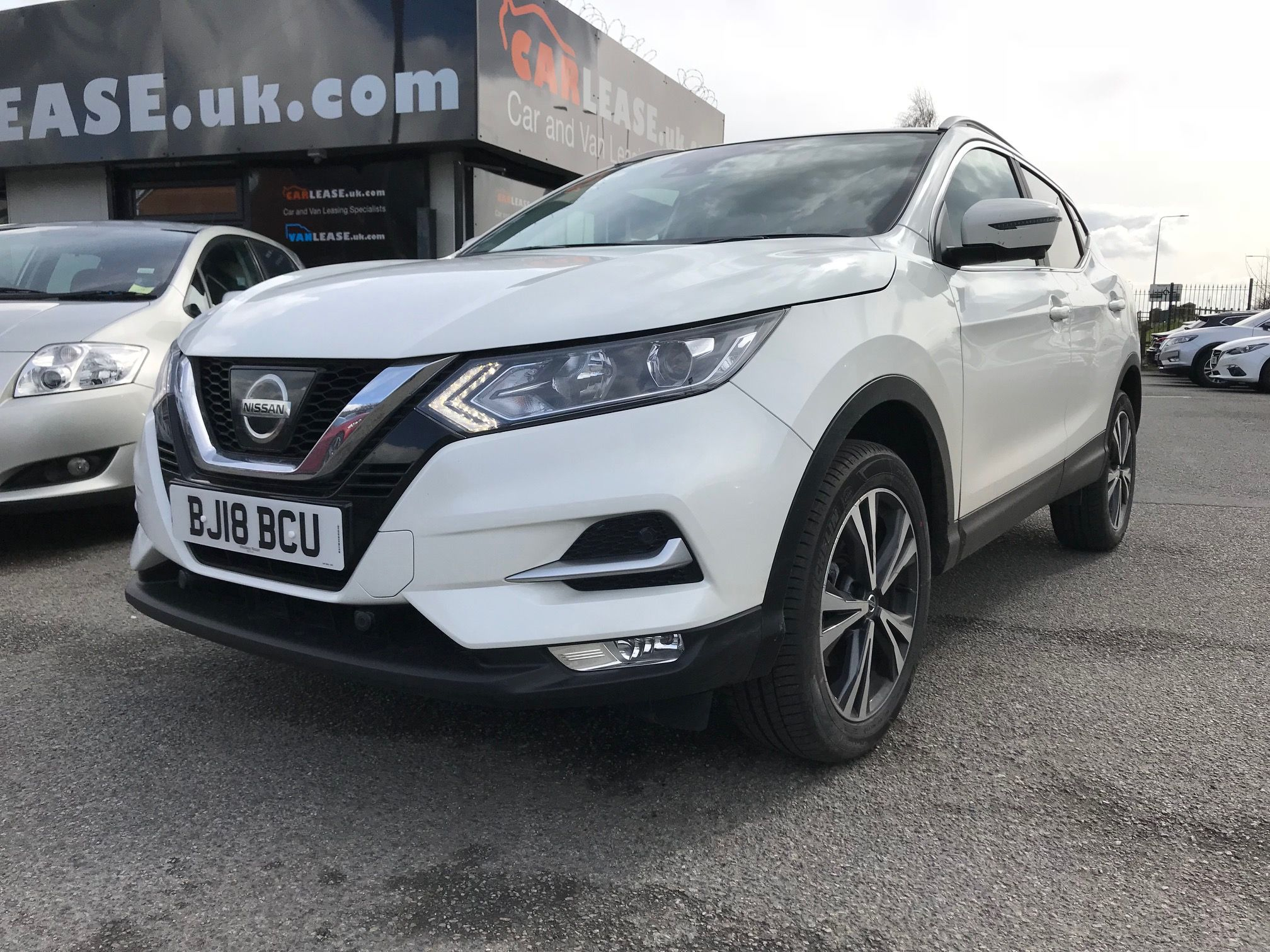 Nissan Qashqai Private Lease The Nissan Qashqai Diesel Hatchback 1 5 Dci N Connecta 5dr In
